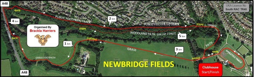 Newbridge Map